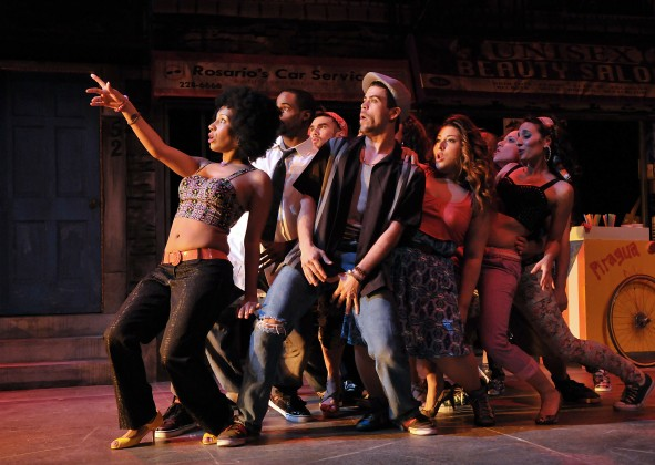 photo from musical In the Heights
