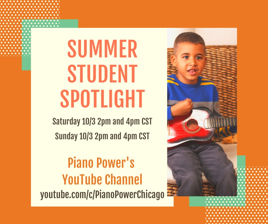 summer student spotlight promo